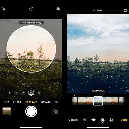 ios 13 new features on photos