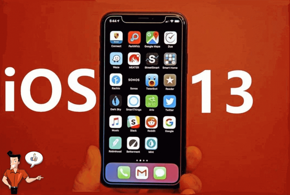 new features of ios13