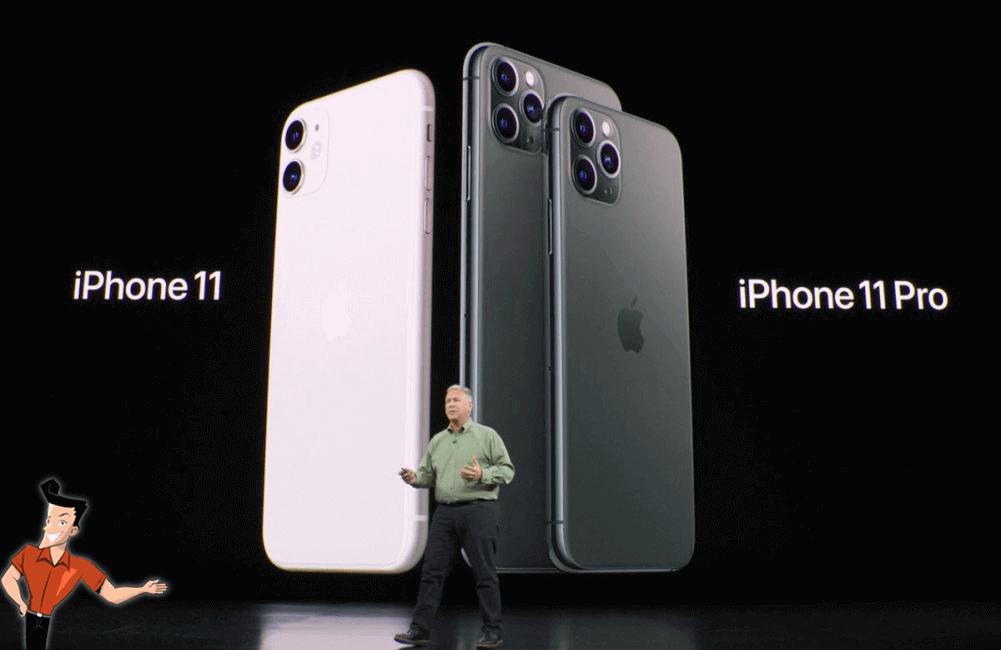 new iphone 2019
