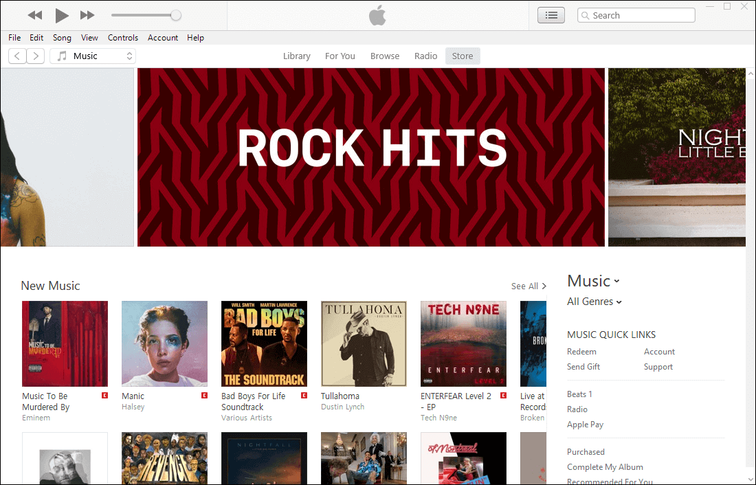 buy and convert mp3 music to itunes
