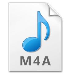 m4a file format