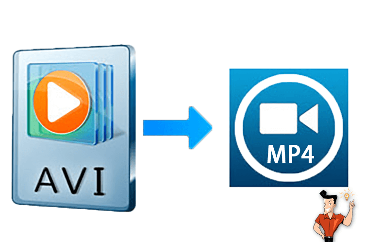 convert video to mp4 with vlc