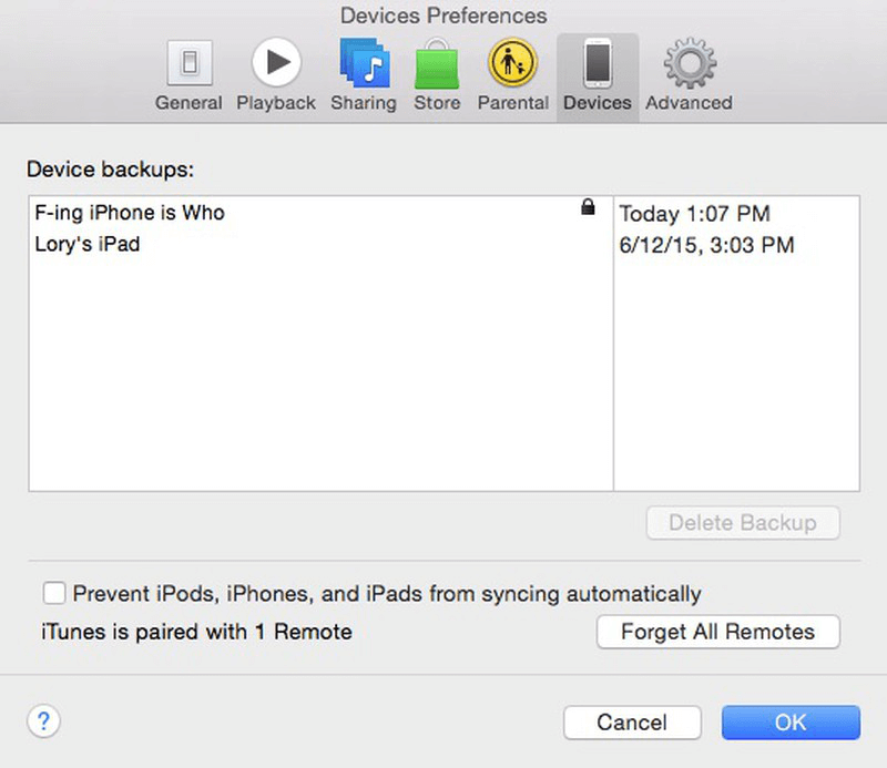 how to encrypt and check iphone backup files