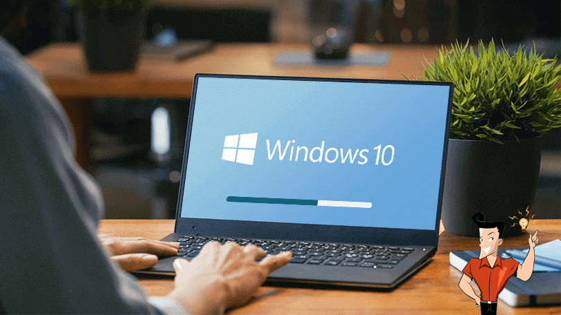 why we cannot get into windows