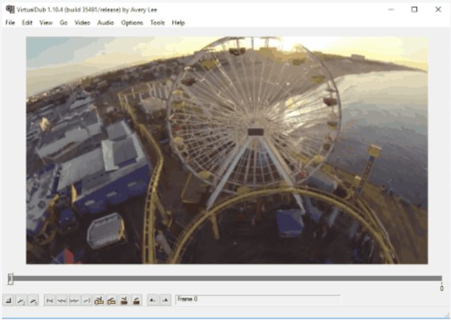 how to take stable video with Deshaker Plugin