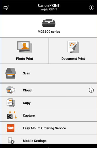 how to print pdf from iphone with canon print