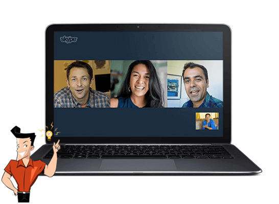how to record skype video call