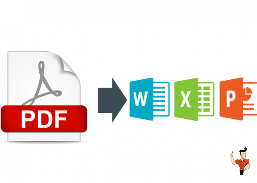 how to edit a chart in pdf