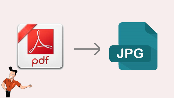 how to convert PDF to jpeg
