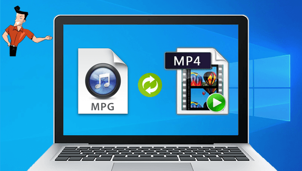 how to convert mpeg and mpg to mp4