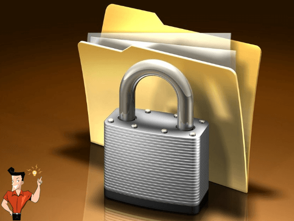 the best software to lock folder and file