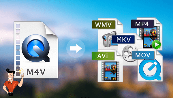 how to use m4v converters
