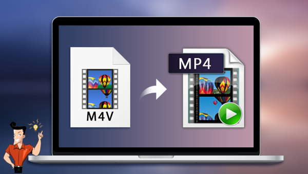 how to convert m4v to mp4 online