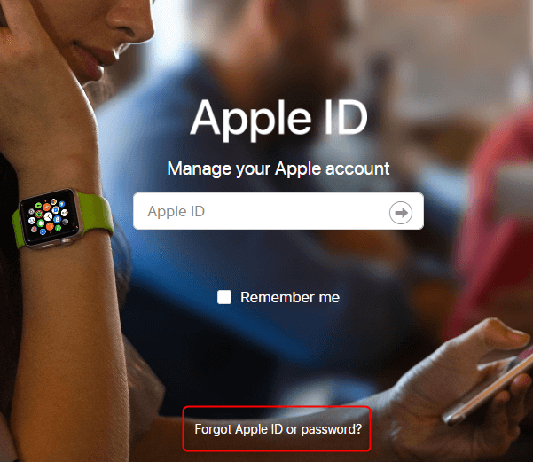 remove passcode from iphone when forgot apple id