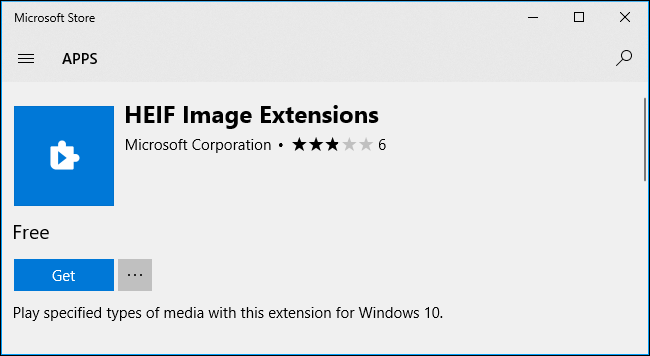 how to convert heic to jpg with heif image extensions without iphone