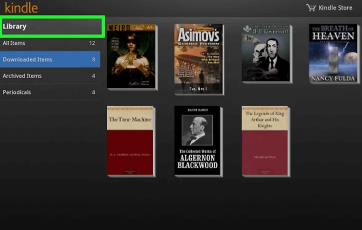 how to read pdf file on kindle