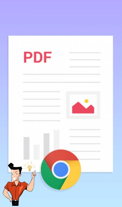 how to save webpage as pdf chrome