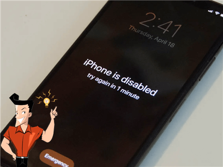 how to bypass iphone passcode