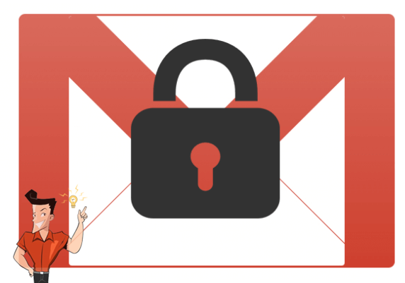 how to encrypt mail well