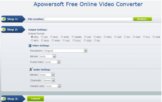 free wav to mp3 converter apowersoft