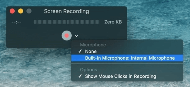 how to record screen on windows and mac os