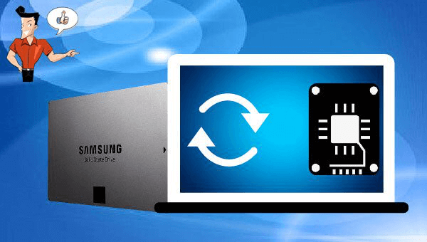how to upgrade a ssd