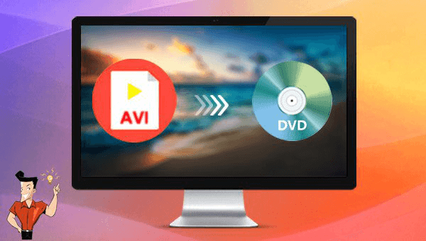 how to convert avi to dvd