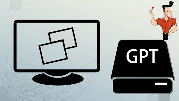 how to clone gpt disk
