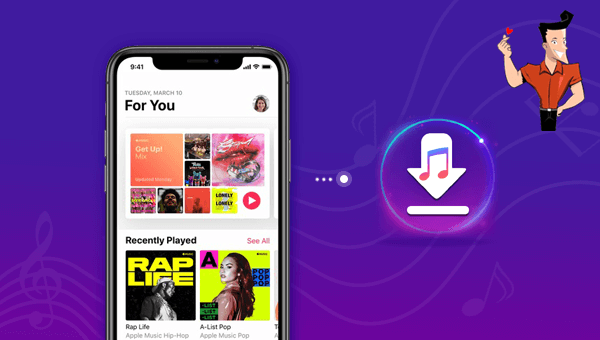 how to download music from pc to iphone