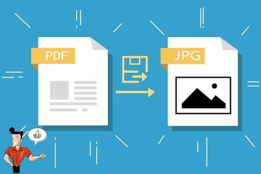 how to convert pdf to jpg on windows 10