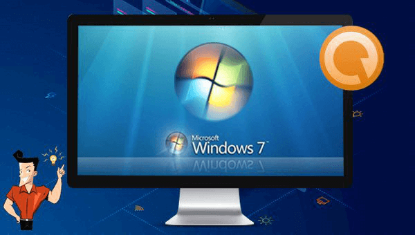 how to restore the windows 7 system