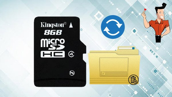 recover deleted files from micro sd card