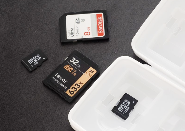 how to recover data from Micro SD card