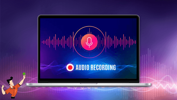 how to record computer and microphone audios