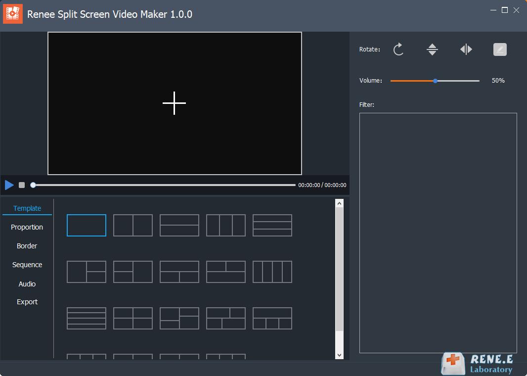 split screen ve