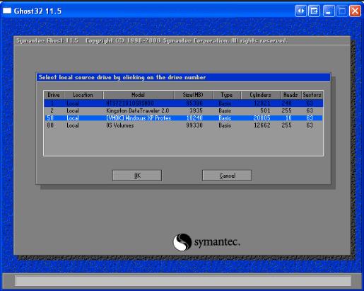 Symantec Ghost ssd clone software