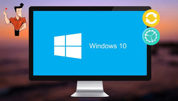 how to reset pc on windows 10